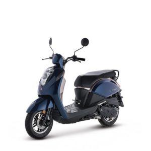 SYM MIO 50i Blue/Bronze 2018 model