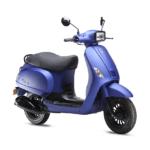 Riva I Sport E4 mat blauw