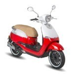 Cruise Luxury E4 Rood/Wit