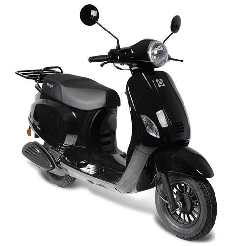 AGM VX50 Zwart Euro4
