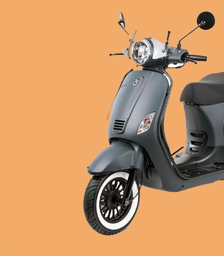 Goede Scootercenternederland.nl - Laagste prijsgarantie op alle scooters! BS-18