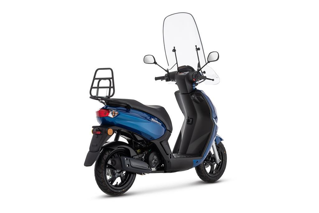 Nieuwe Peugeot Kisbee Premium scooter kopen? Bij
