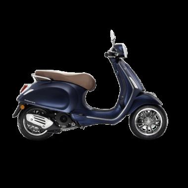 Vespa Primavera Blue Armonia 50 S-ok